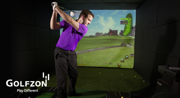 Golfzon Golf Simulator
