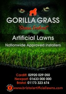 Gorilla-Grass