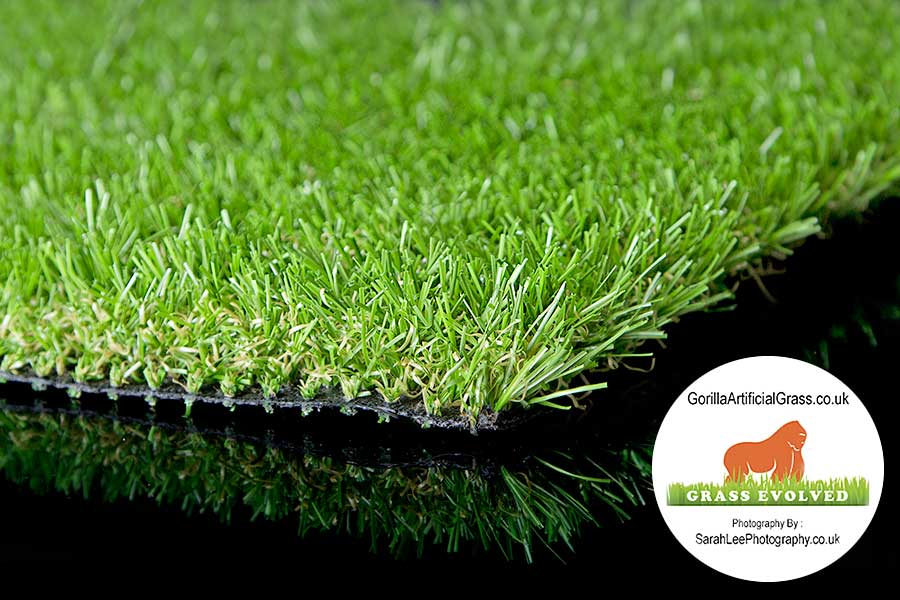 Green Elcipse Artificial Grass